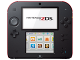 Crimson Red Nintendo 2DS - REFURBISHED