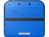 Nintendo 2DS - Electric Blue 2 - Back