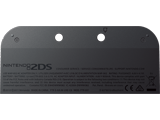 Battery Cover Kit - Nintendo 2DS - Black