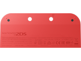 Battery Cover Kit - Nintendo 2DS - Crimson Red 2