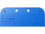 Battery Cover Kit - Nintendo 2DS - Electric Blue 2