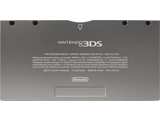 Battery Cover Kit - Nintendo 3DS - Cosmo Black