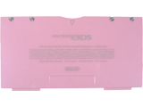 Battery Cover Kit - Nintendo 3DS - Pearl Pink