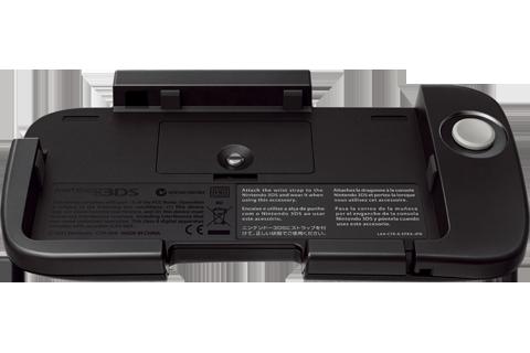 Circle Pad Pro - Nintendo 3DS - Empty