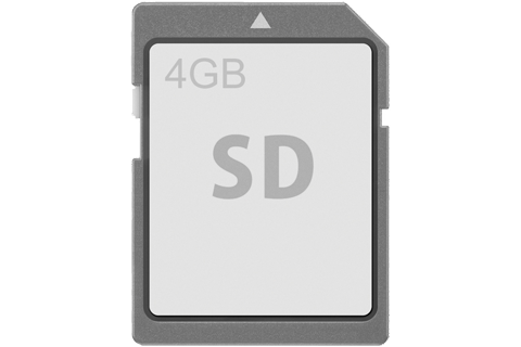 SD Card - 4GB
