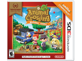 Animal Crossing: New Leaf - NS - Welcome amiibo  Box Art