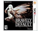 Bravely Default Box Art