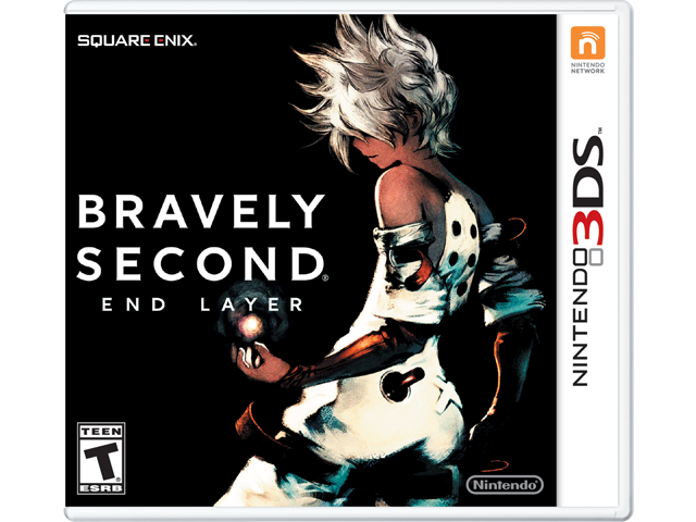 Bravely Second: End Layer Box Art