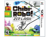 Chibi-Robo! Zip Lash Box Art