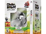 Chibi-Robo! Zip Lash + Chibi-Robo amiibo Box Art