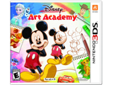 Disney Art Academy Box Art