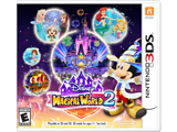 Disney Magical World 2 Box Art