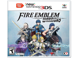 Fire Emblem Warriors - New 3DS - Box Art