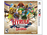 Hyrule Warriors Legends (3DS) Box Art