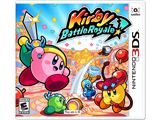 Kirby Battle Royale Box Art