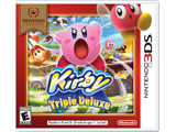 Kirby Triple Deluxe - Nintendo Selects Box Art