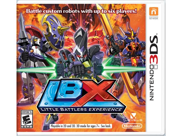 LBX: Little Battlers eXperience Box Art