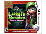 Luigi's Mansion: Dark Moon - Nintendo Selects Box Art