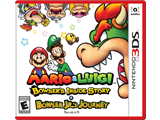 Mario & Luigi: Bowser's Inside Story + Bowser Jr.'s Journey Box Art
