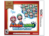 Mario & Luigi: Dream Team - Nintendo Selects Box Art