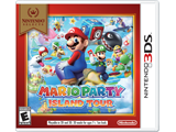 Mario Party: Island Tour - Nintendo Selects Box Art