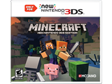 Minecraft: New Nintendo 3DS Edition Box Art