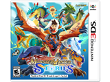 Monster Hunter Stories Box Art