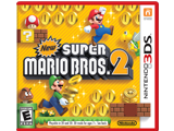New Super Mario Bros. 2 Box Art