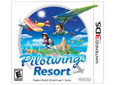 Pilotwings Resort Box Art