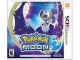 Pokemon Moon Box Art