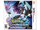 Pokemon Ultra Moon Box Art