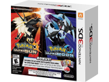 Pokemon Ultra Sun + Ultra Moon Veteran Trainer's Dual Pack Box Art