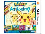 Pokemon Art Academy Box Art