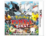 Pokemon Rumble Blast Box Art