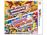 Puzzle & Dragons Z + Super Mario Bros. Edition Box Art