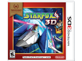 Star Fox 64 3D - Nintendo Selects Box Art