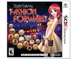 Style Savvy: Fashion Forward Box Art