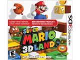 Super Mario 3D Land - Refurbished Box Art
