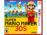 Super Mario Maker for Nintendo 3DS Box Art