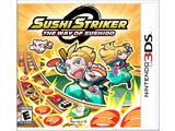 Sushi Striker - The Way of Sushido (3DS) Box Art