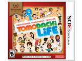 Tomodachi Life - Nintendo Selects Box Art