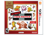 Ultimate NES Remix (3DS) Box Art - Nintendo Selects
