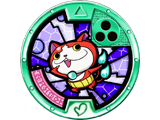 YO-KAI WATCH 2 - Bony Spirits Medal