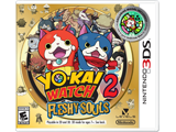 YO-KAI WATCH 2 - Fleshy Souls Box Art