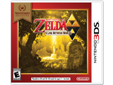The Legend of Zelda: A Link Between Worlds Box Art - Nintendo Selects