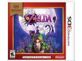 The Legend of Zelda: Majora's Mask 3D - Nintendo Selects Box Art