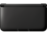 Nintendo 3DS XL - Black/Black - Closed