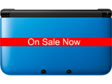 Blue/Black Nintendo 3DS XL - REFURBISHED
