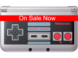 NES Edition Nintendo 3DS XL - REFURBISHED