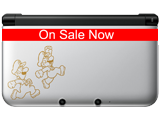 Mario & Luigi Edition Nintendo 3DS XL - REFURBISHED